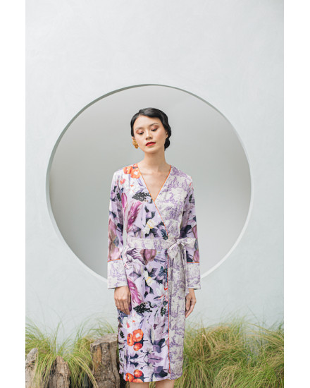 [PRE ORDER] JIALI - Lilac Floral