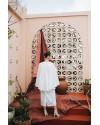 NAYLA DRESS WHITE