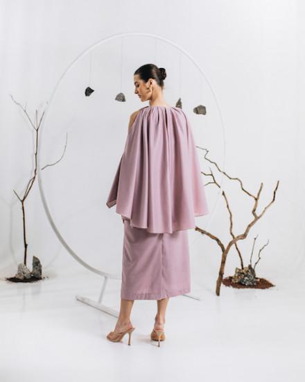 NAYLA DRESS LILAC
