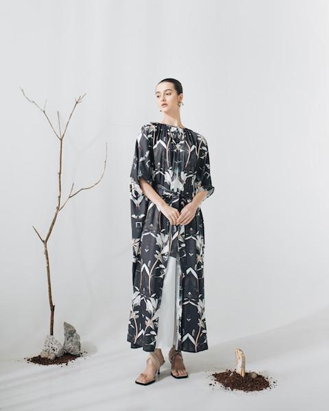 QUITTA DRESS