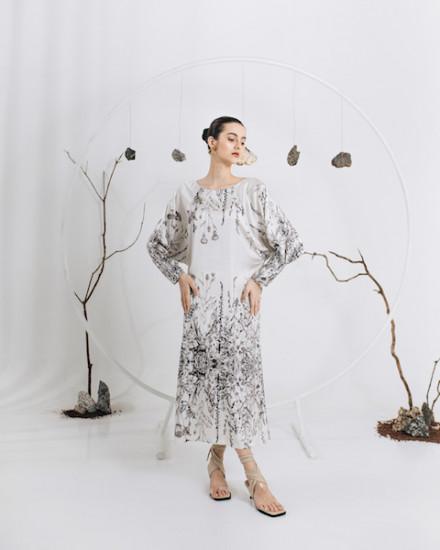 [PRE ORDER] INAYA DRESS WHITE